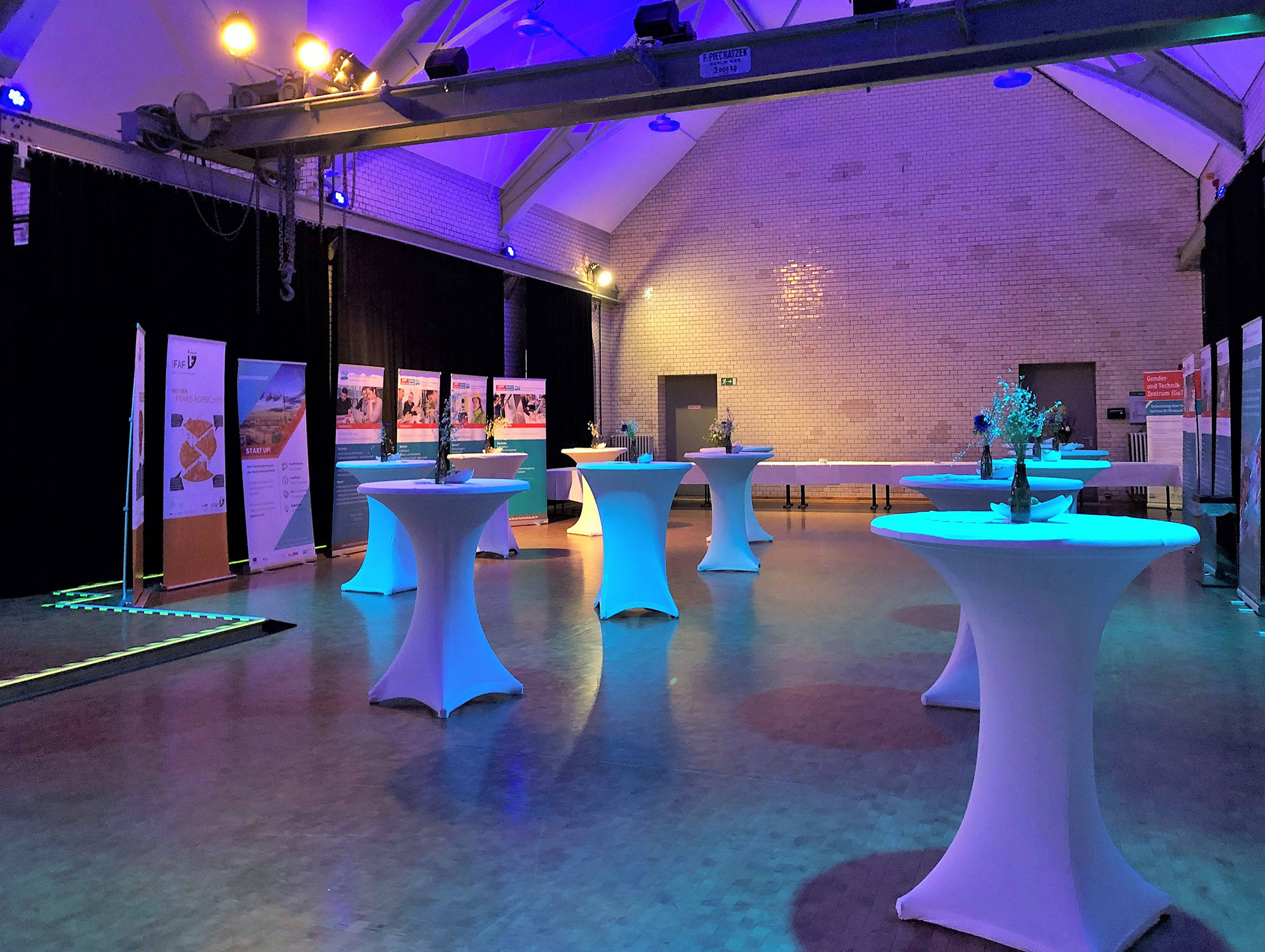 Beuth Halle Butterstulle Catering Berlin