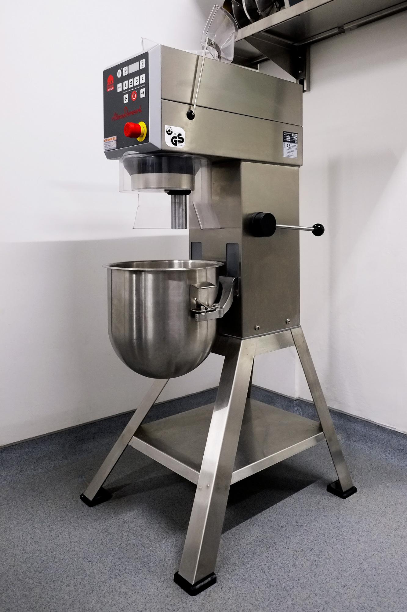 Butterstulle Catering Berlin Mischmaschine