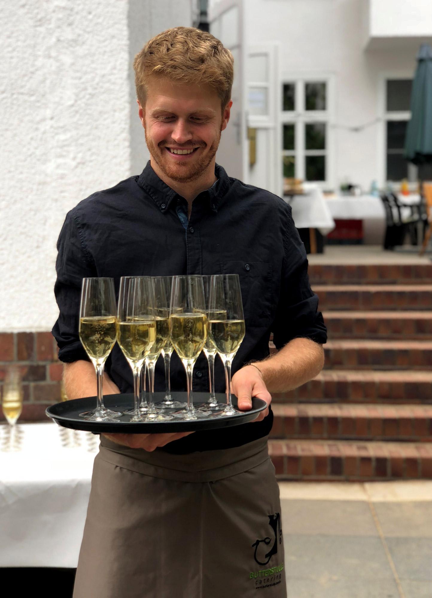 Butterstulle Catering Berlin Personal