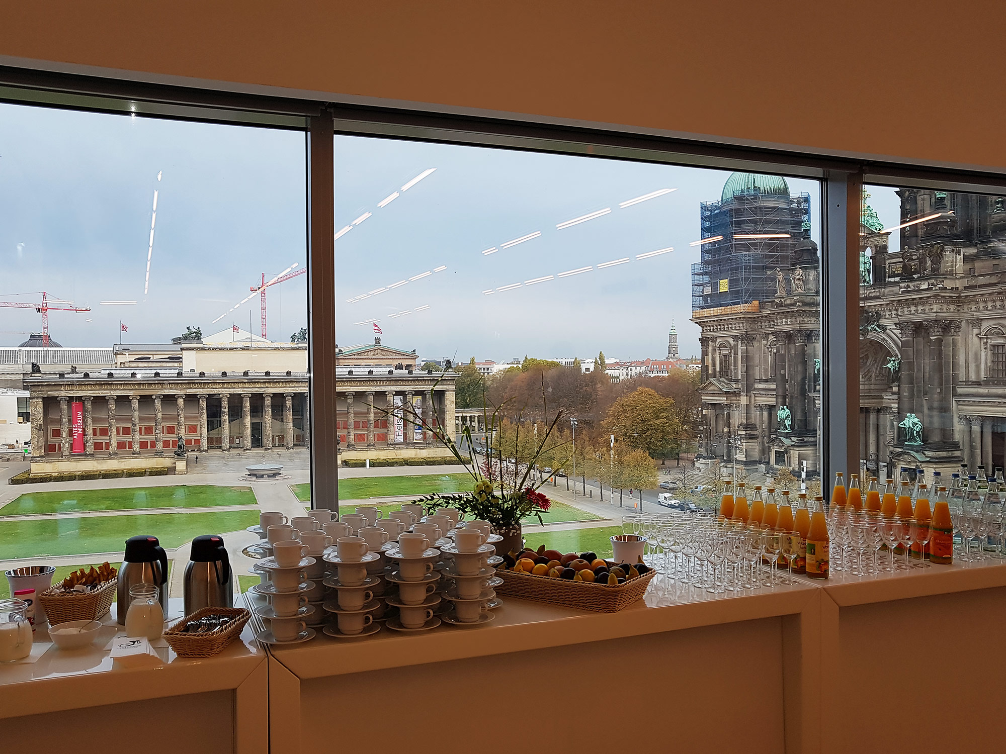Blue Planet Humbolt-box, Butterstulle Catering Berlin