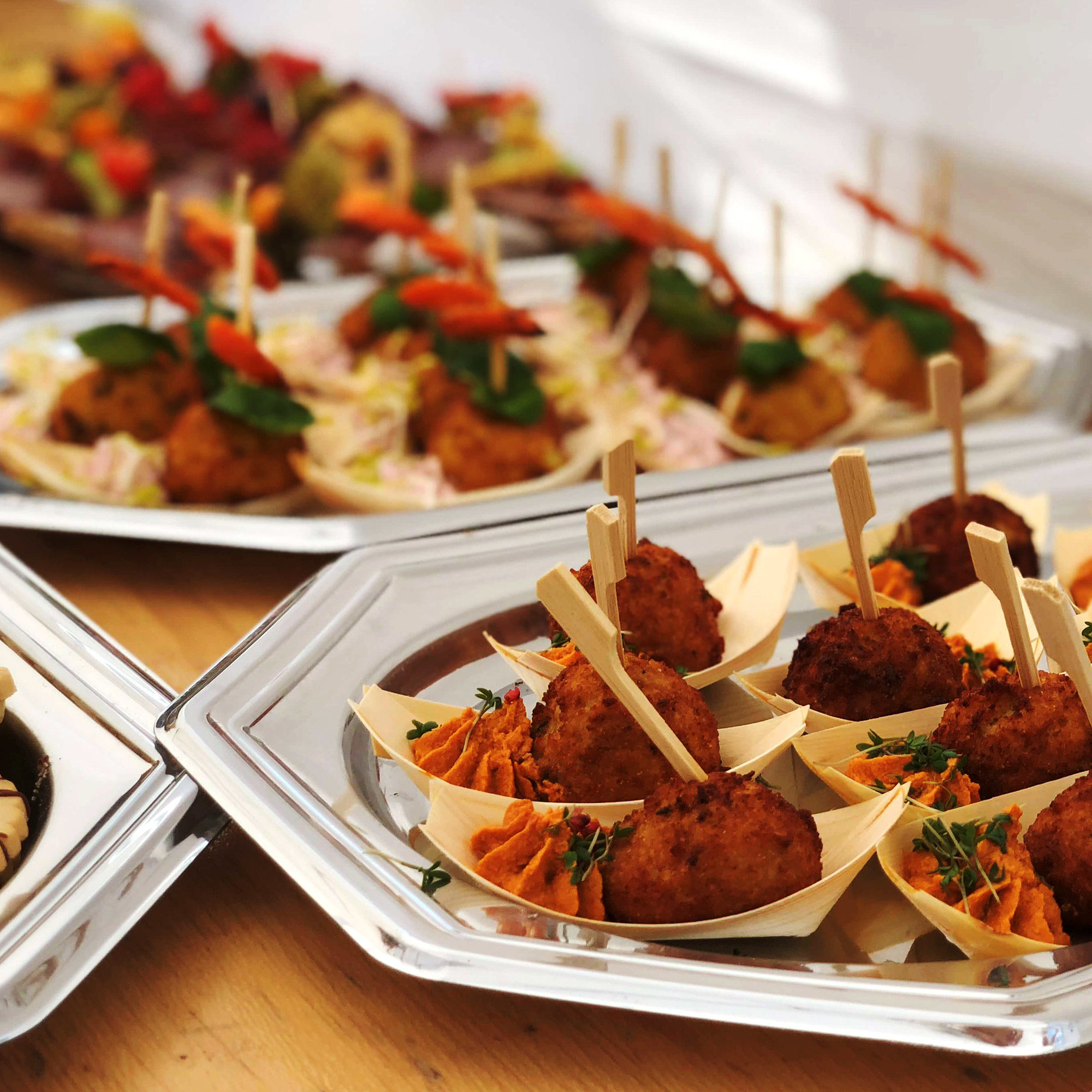 Butterstulle Catering Berlin Fingerfood