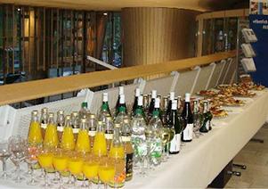 Podiumsdiskussion Arbeitsmarktdienstleiser IHK - Butterstulle Catering Berlin